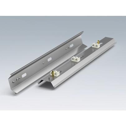 Reflektor für Keramikstrahler - RAS 3 - 100 x 60 x 754 mm