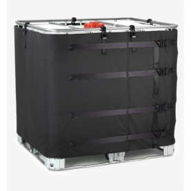 HIJC - Unbeheizter Containerisoliermantel (Behälterheizungen)