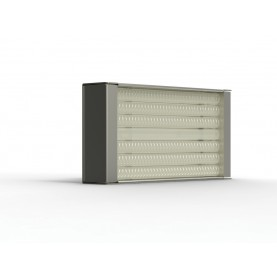 Quarzstrahlerkassette PHQE - 124 x 62,5 mm