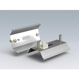 Reflektor für Keramikstrahler - RAS 0,5 - 100 x 60 x 160 mm