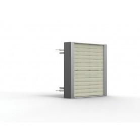 Quarzstrahlerkassette SQE - 124 x 124 mm